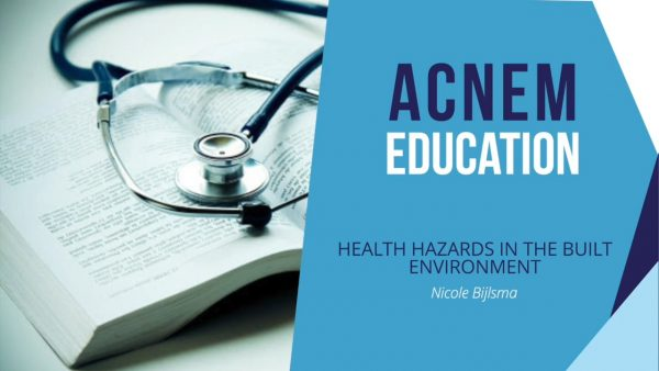 Health Hazards in the Built Environment