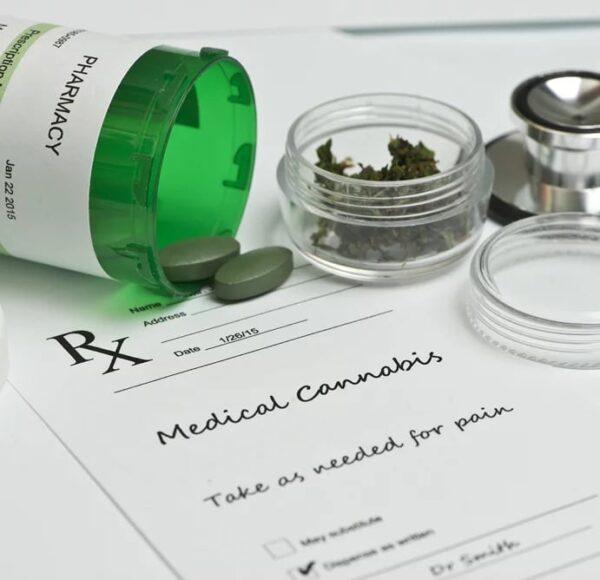 Medicinal Cannabis: Chronic Pain Management and Navigating the Prescription Maze